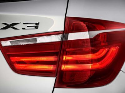 BMW da lovitura in 2014 cu noul X3! Masina arata mai NERVOASA ca niciodata