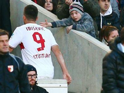Cel mai urat fault al sezonului in Bundesliga! Colegul lui Maxim a primit 5 etape de suspendare si 20.000 de euro amenda! VIDEO