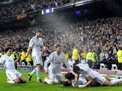 Real e in finala CUPEI! Atletico 0-2 Real Madrid.Ronaldo, atacat cu brichete din tribuna, a reusit o dubla din penalty!