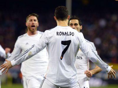 CAZUL BRICHETA loveste in Spania! Scene incredibile la Atletico - Real! Cum a fost atacat Cristiano Ronaldo la pauza