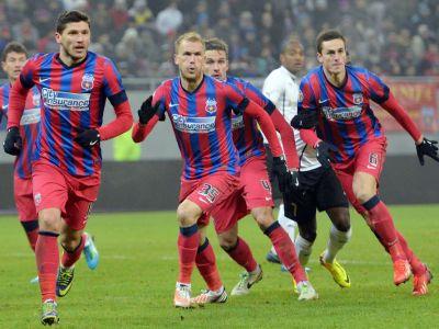 """Steaua vinde inca o vedeta: """"Este posibil sa prinda un contract bun in strainatate!"""" Cine o ia pe urmele lui Rusescu, Chiri si Bourceanu"""