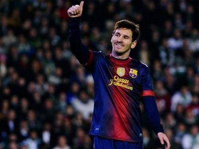 Messi poate fi cel mai tare jucator din istoria Spaniei! E la zeci de ore de cel mai frumos RECORD din viata! Cifrele complete: