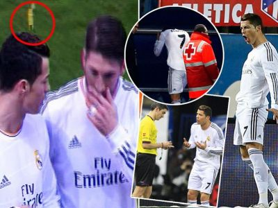 """""""Ronaldo a venit sa ne povesteasca"""" Casillas a dezvaluit ce s-a intamplat in vestiarul lui Real Madrid la pauza"""