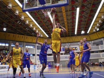ISTORIE dupa 27 de ani! Nationala de baschet a Romaniei incepe lupta cea mai grea: calificarea la Campionatul European!