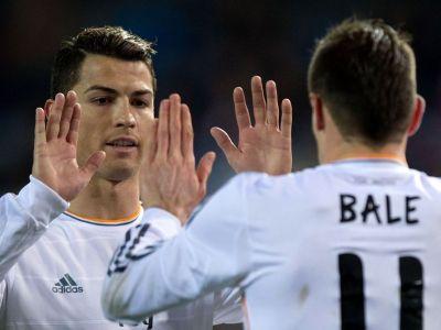 Performanta fantastica a lui Ronaldo dupa dubla cu Atletico: portughezul a marcat cel putin un gol in fiecare din cele 90 de minute! Cand a lovit cel mai des: