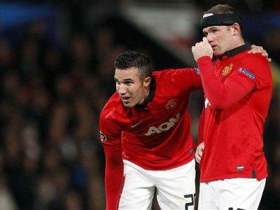 United NU mai stie ce sa faca! Rooney si Van Persie s-au saturat, Moyes vrea un jucator de 64 mil de euro! Mutarile din vara: