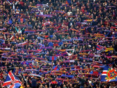 Steaua e SCOASA de pe National Arena! Visul ultrasilor se implineste, dar clubul pierde SUTE de mii de euro! De ce se tem stelistii inaintea cutremurului cu Dinamo