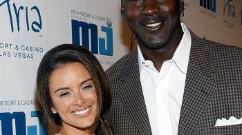 Michael Jordan e in culmea fericirii. Sotia sa de 35 de ani a nascut GEMENI!