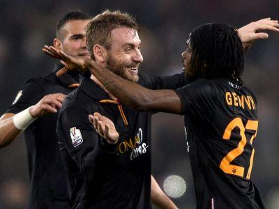 Masacru sub ochii lui Maradona: Napoli 3-0 AS Roma!Roma a fost distrusa in trei minute! Callejon, Higuain si Jorginho au marcat