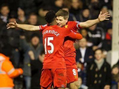 Gerrard a dat pasa anului. Numai la Ronaldinho mai vezi asa ceva! Assist demential pentru Sturridge
