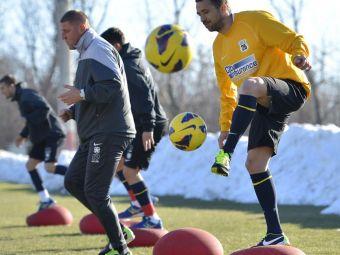 Antal a fost surpriza din tur, acum se da batalia 'colosilor': Mutu, Zicu, Sanmartean, Piovaccari sau Alibec, cine va fi golgheterul din retur?