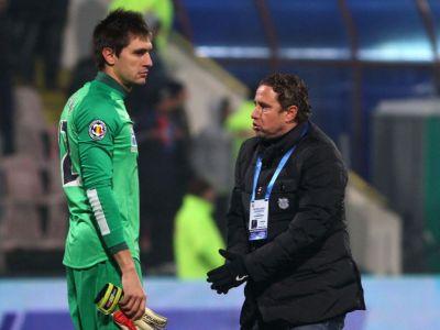 """""""Tatarusanu a semnat de o luna, este jucatorul Fiorentinei!"""" Italienii nu mai inteleg nimic! Amenintare pentru Becali?"""