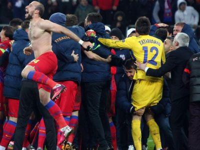 Miracolul Steaua 21. Bazat pe fapte reale | 5 lucuri fantastice si 5 greseli majore pe care le-a facut Steaua in ultimul an: