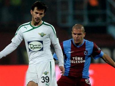 """SOC pentru Bourceanu dupa primul meci la Trabzon: """"Dadea din maini incontinuu, nu intelegea ce s-a intamplat"""" Ce a patit"""