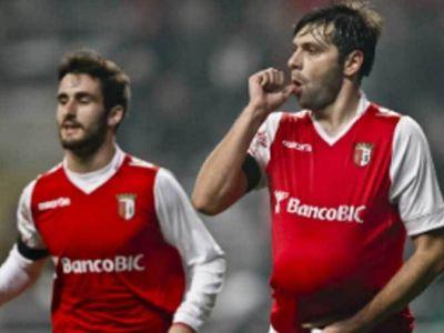 Rusescu a fost cel mai bun jucator de la Braga insa a ratat calificarea in finala Cupei Ligii Portugaliei! Vezi fazele din Rio Ave 2-1 Braga