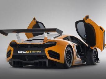 FOTO O noua RACHETA de la McLaren! Atac direct la Ferrari prin modelul 650S. Cum arata: