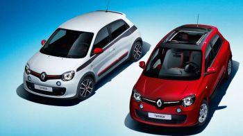 ATAC direct la Fiat 500. Renault a lansat noul Twingo, model cu care francezii vor sa cucereasca segmentul mini! FOTO