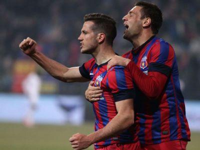 """""""I-am facut fericiti pe dinamovisti!"""" Alex Chipciu i-a ironizat pe rivalii de la Dinamo, dupa Steaua 4-0 Concordia! Ce a spus despre acuzatiile de """"blat"""""""