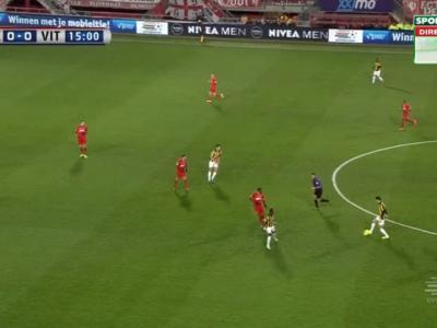 Twente 2-0 Vitesse! Super DERBY in Olanda, Castaignos isi duce echipa la un punct de Ajax! Vitesse a jucat in inferioritate