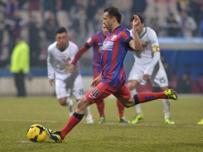 Sanmartean a cucerit pe toata lumea dupa primul meci la Steaua! Omul care a adus Cupa Campionilor in Ghencea este deja fanul lui