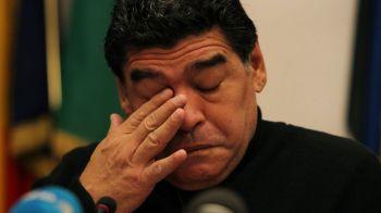 """Vreau sa ma primiti ACASA, eu sunt napoletan!"" Cu cati bani vrea sa-si cumpere Maradona iertarea in fata Fiscului italian:"