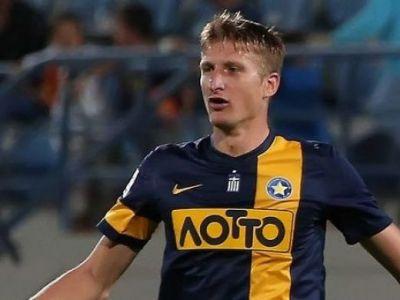 Dorin Goian l-a invins pe Lazar in campionatul Greciei! Fostul fundas al Stelei a marcat golul revenirii in Asteras 2-1 PAOK