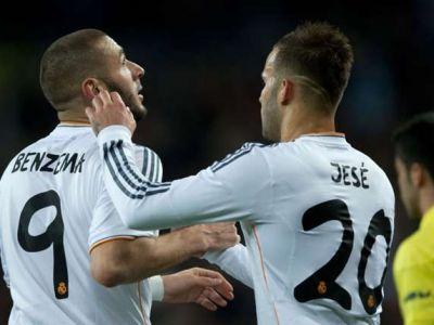 Jese, Modric si Benzema au marcat in Getafe 0-3 Real Madrid! Real a trecut pe locul doi in clasament! VIDEO