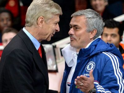 "Razboi total intre Chelsea si Arsenal! Wenger i-a raspuns dur lui Mourinho: ""Sincer, imi e jena pentru el!"""