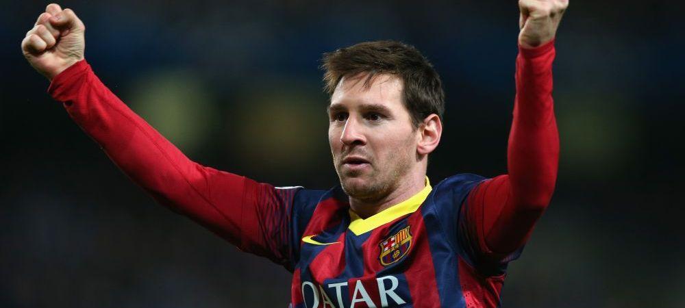 VIDEO Messi a facut JAF in orasul bogatilor. Rezumat Manchester City - Barcelona