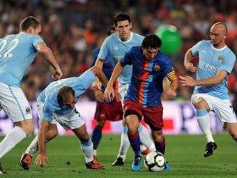 Champions League, asa cum nu ai mai vazut niciodata! Comenteaza Manchester City - Barcelona alaturi de o legenda UCL: