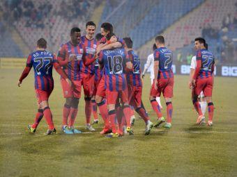 "Greu de OPRIT! Steaua, fara probleme in Liga 1: "" Dinamo nu are sanse in derby!"" Ienei, rezervat in privinta lui Keseru: ""A stat 10 ani in Franta, dar nu prea a jucat"""