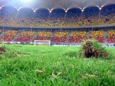 """""""Am fost acum 3 zile pe stadion! Gazonul nu arata deloc bine"""" Iordanescu a dezvaluit care e problema pe National Arena"""