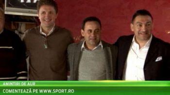 """Dorinta lui Gica Popescu: sef la FRF inaintea meciului cu Argentina """"Meciul din '94, cea mai frumoasa amintire!"""" Romania - Argentina se joaca pe 5 martie, IN DIRECT la Pro TV"""