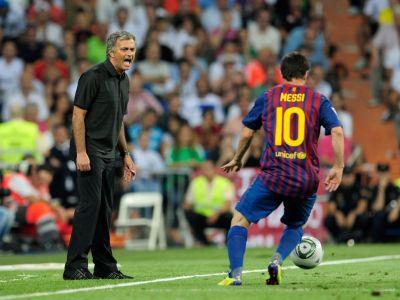 """Mourinho loveste in toata lumea! Atac neasteptat la Barca: """"Sunt slabi rau sezonul asta!"""" Ce a spus despre Messi"""