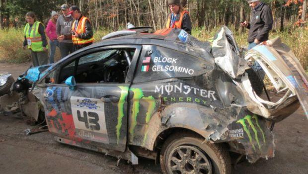 VIDEO Cel mai mare drifter din lume, la un pas de o TRAGEDIE! Si-a facut praf masina in timpul unei curse! Cum arata:
