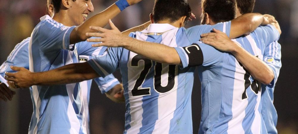 Lotul Argentinei pentru amicalul de pe Nationala Arena. Surpriza mare in lot. Cine vine alaturi de Messi si Aguero