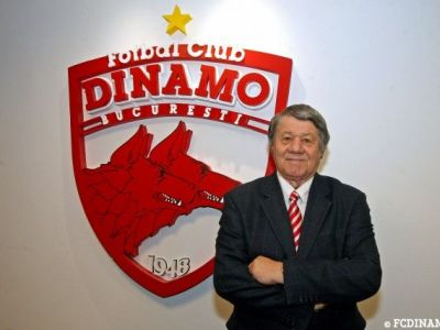 A luat patru titluri de campion in Romania, acum e noul SCOUTER al lui Dinamo! Legenda adusa ca sa-l gaseasca pe noul Mutu