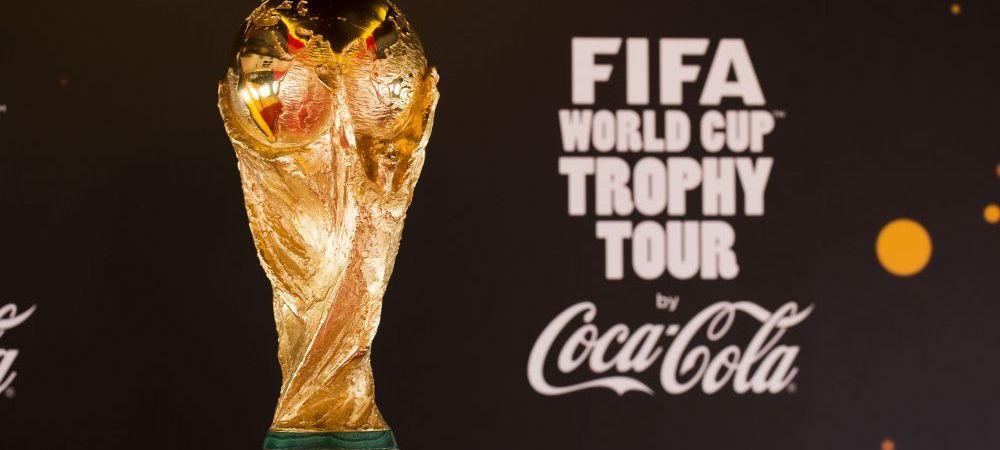 Cupa Mondiala ATERIZEAZA la Bucuresti! Unde poate fi admirat cel mai dorit trofeu din fotbal: