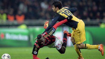 Veste proasta pentru Milan. Balotelli s-a accidentat grav la umar. Cat poate lipsi golgheterul lui Seedorf