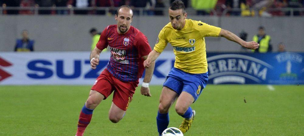 Steaua a fost aproape de un transfer surprinzator inainte sa-l ia pe Sanmartean. S-au inteles cu Petrolul pentru un jucator, mutarea a picat in ultima clipa