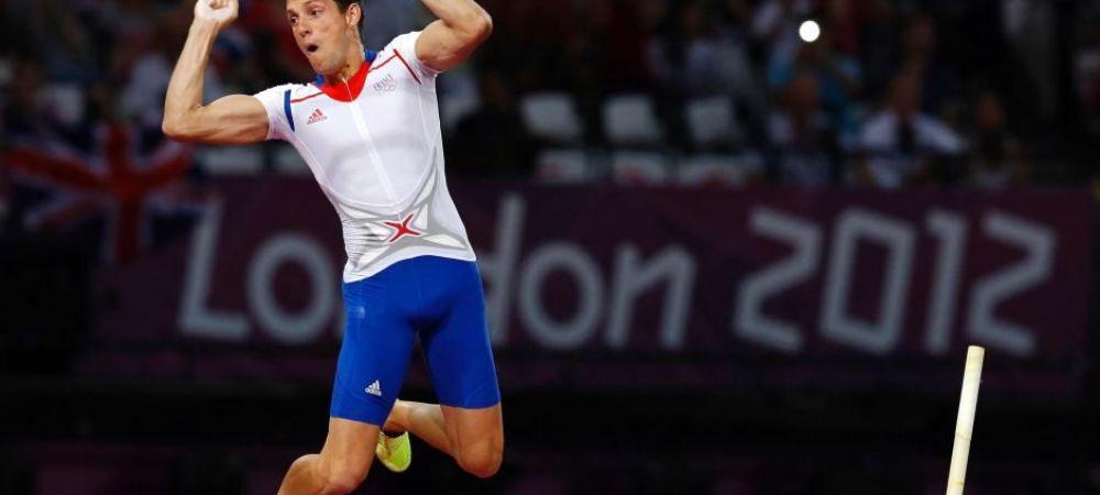 Blestemul francezului ce i-a batut recordul lui Bubka! Ce a patit imediat dupa ce a doborat recordul vechi de 21 de ani: