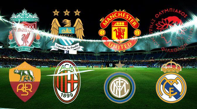 Liga BOGATILOR se muta in America! Super turneu in vara lui 2014, cu Real Madrid, City, United, Milan si alte puteri din fotbalul european!