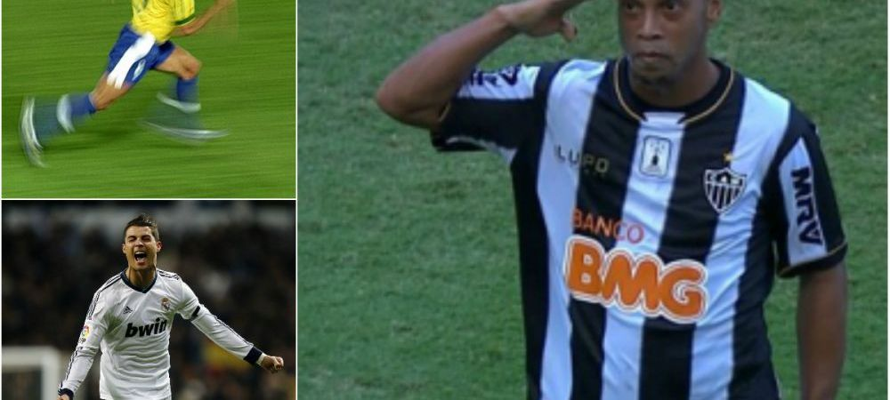 "Cei 3 ""R"" care au schimbat DEFINITIV fotbalul! Samba do Brasil vs. Samba do Portugal! VIDEO"