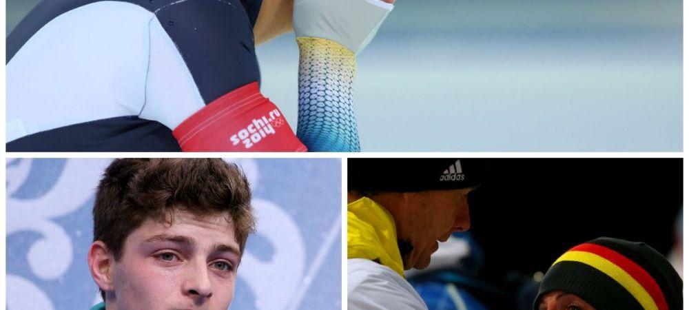 FOTO Cele mai emotionante imagini de la Jocurile Olimpice. Rauri de lacrimi pentru sportivii care au ratat medalii!