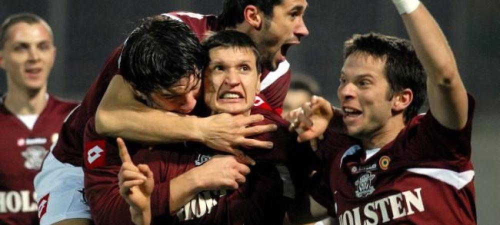Atac de Cupe Europene pentru Rapid! Mazilu - Niculae - Pancu e nebunia pe care o pregatesc sefii!