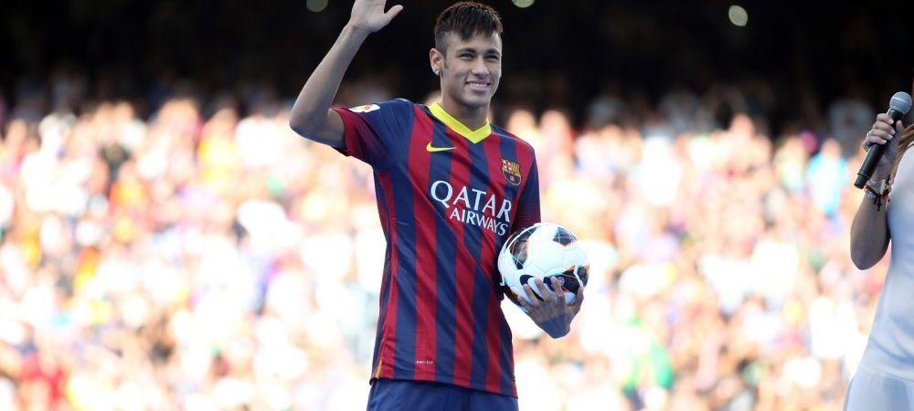 Declaratia dupa care fanii Barcelonei se indragostesc din nou de Neymar! Ce lovitura epica i-a dat lui Real Madrid