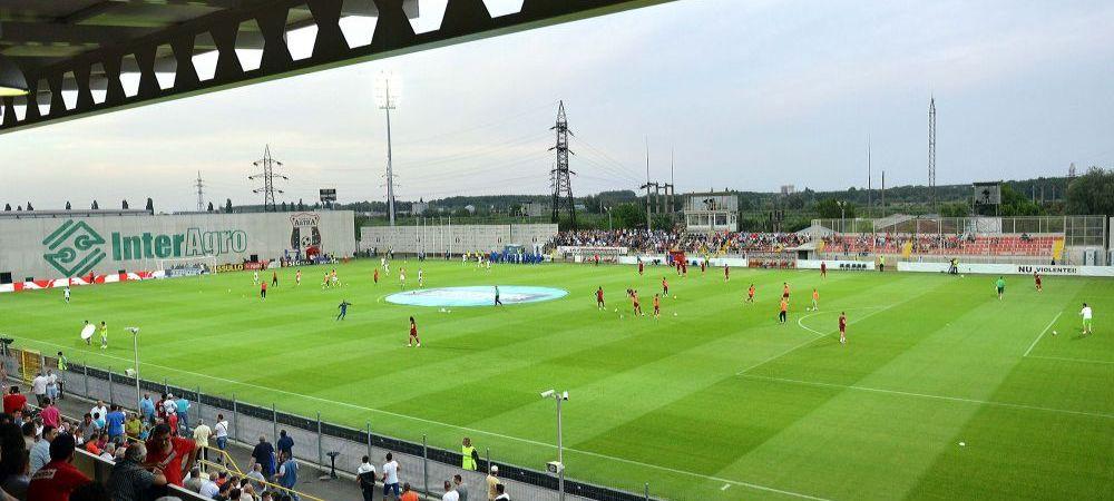 Stadion GOL pentru titlu! Cati oameni au venit s-o vada pe Astra la primul meci oficial din 2014