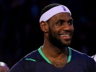 LeBron James a varsat sange la ultimul meci din NBA. A suferit o accidentare urata si ajuns direct la spital VIDEO