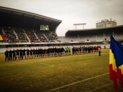 Mii de oameni la Cluj pentru un vis URIAS! Romania s-a calificat la Cupa Mondiala dupa 32-6 cu Spania