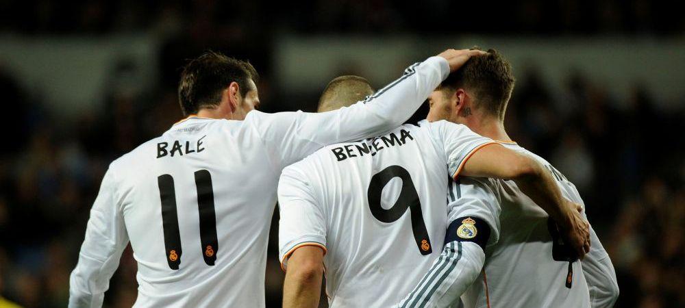 Real e noul lider din Spania! Real 3-0 Elche! Gol uluitor al lui Bale! Sut de la 30m, bara-gol!